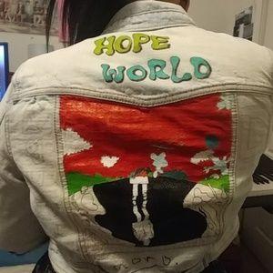Jackets & Blazers - BTS jacket HopeworldxMono